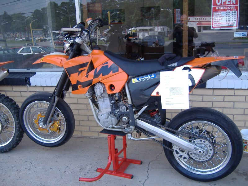 Dual Sport Dirt Supermoto Used Motorcycles Service